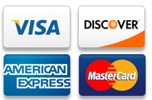 Visa Discover American Express MasterCard Accepted in 91702