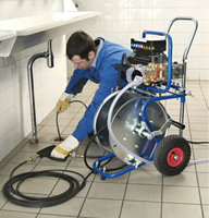 Our Azusa Plumbing Contractors Are Drain Clearing Specialists