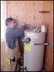 An Azusa Water Heater Repair Specialist Can Install OR Repair Any Hot Water Heater